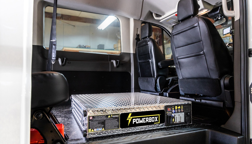 POWERGRID Portable Power Generator Powerbox
