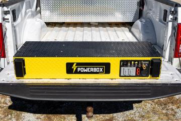 POWERCASE XL Portable Power Generator Powerbox