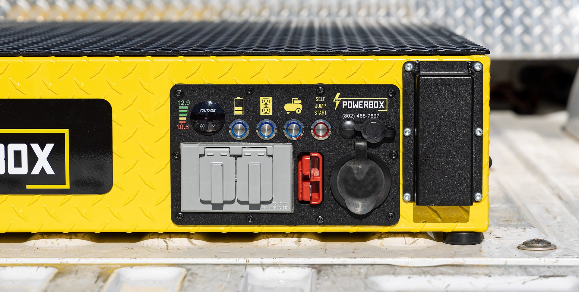 POWERGRID Portable Power Generator Powerbox