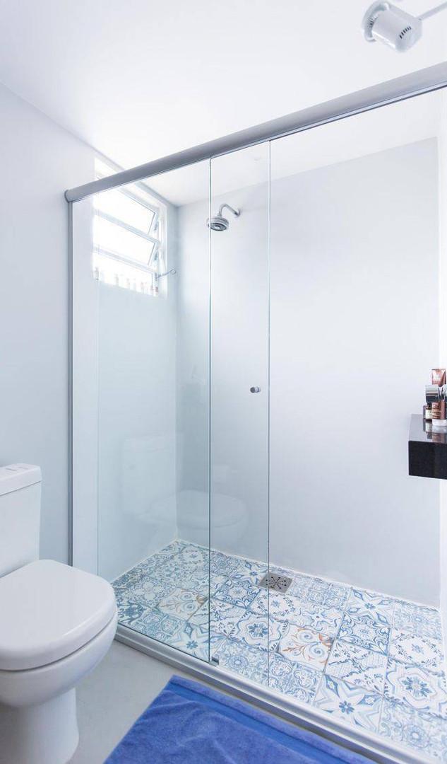 Litoral Glass - Box para Banheiro