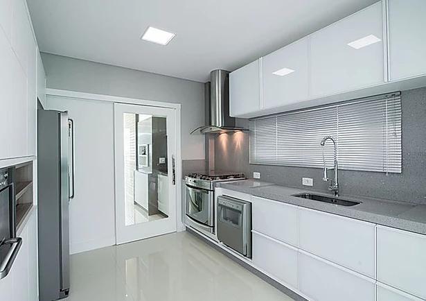 Litoral GLass - Vidro Colorido - Branco