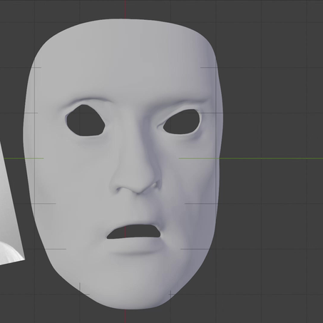 3D Facial tracking