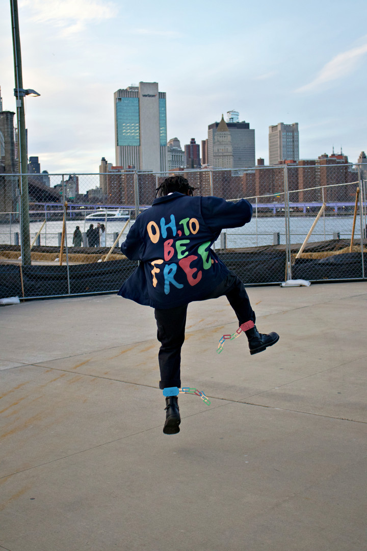 Oh to be free 2