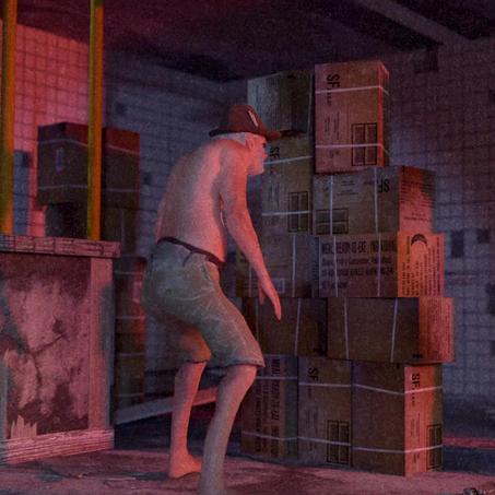 3D Motion Capture CGI