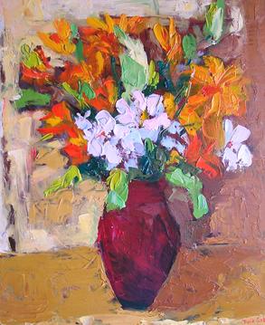 Piccolo vaso con fiori - PRIVATE COLLECTION