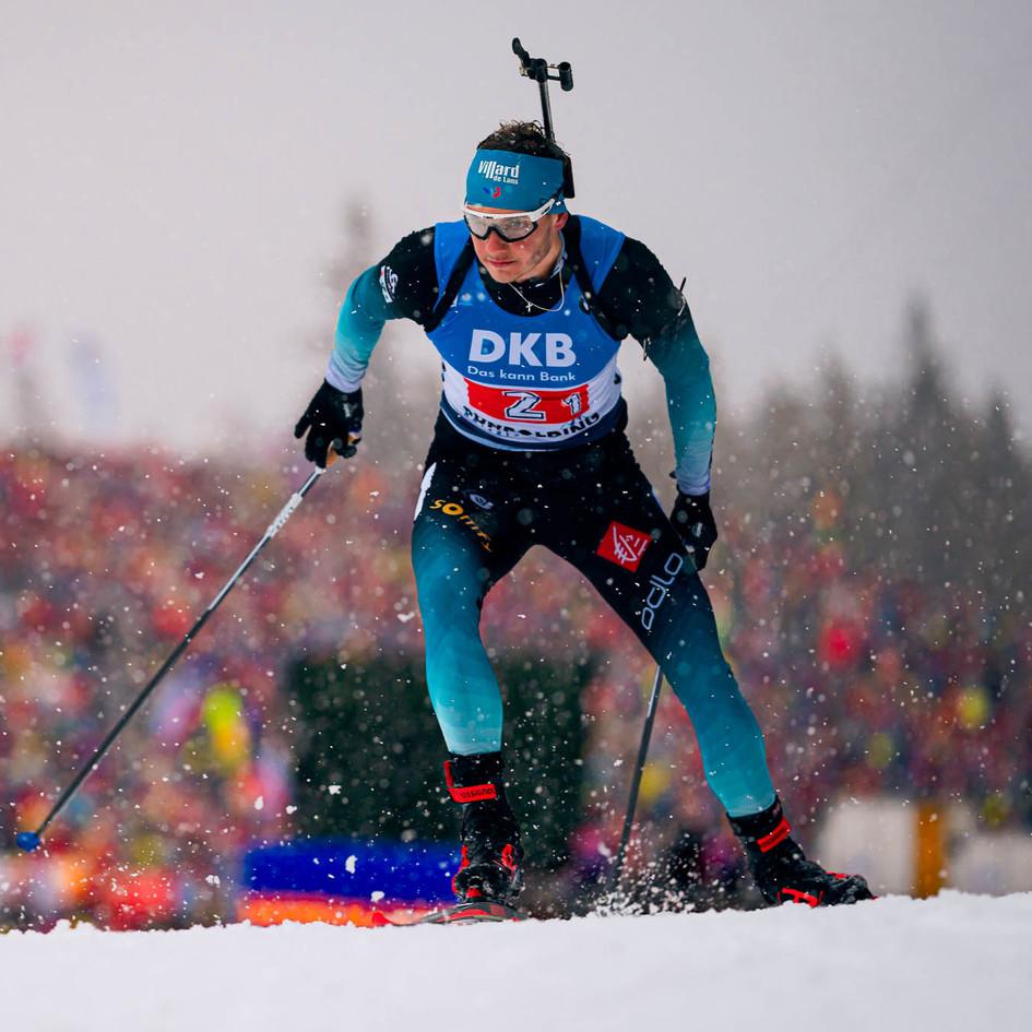 IBU Biathlon World Cup Ruhpolding Relay