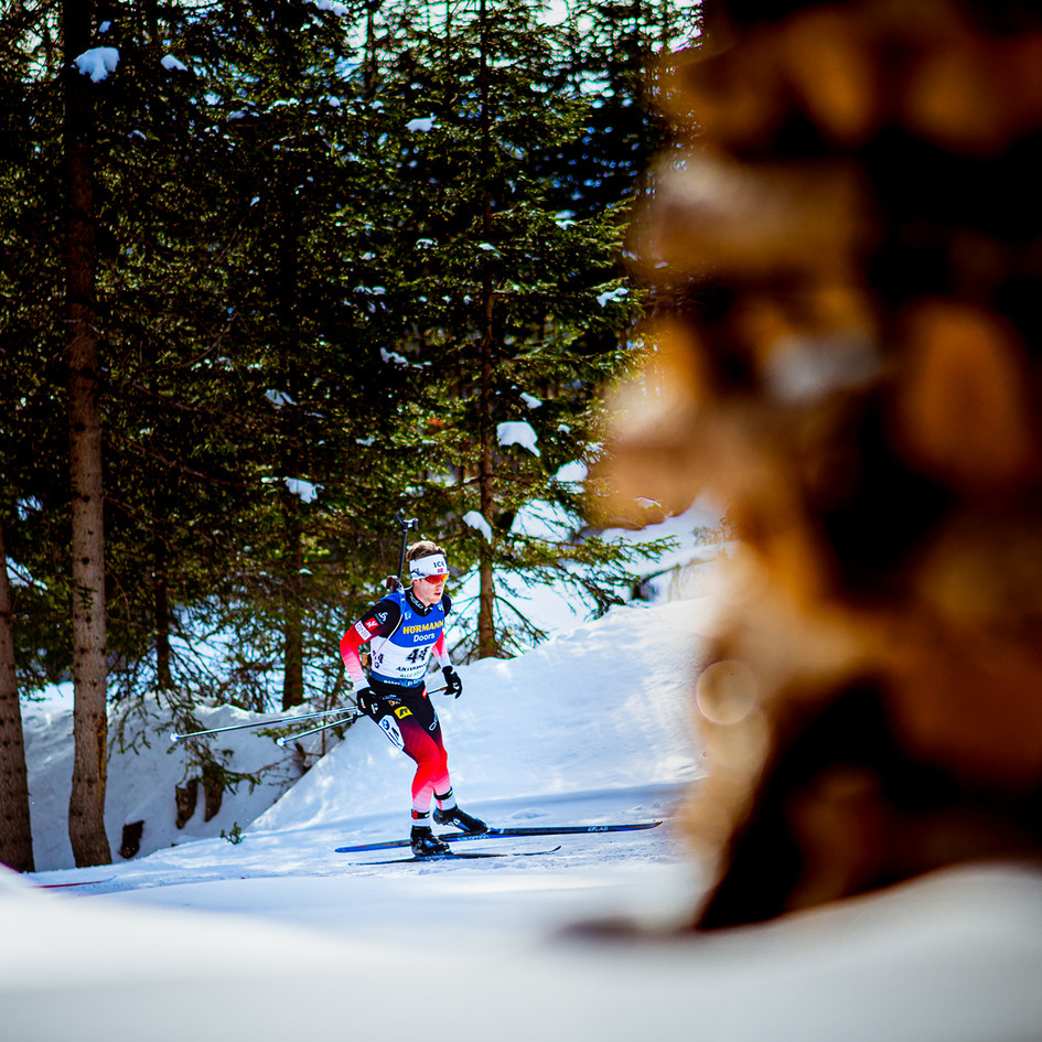 IBU Biathlon World Championships 2020