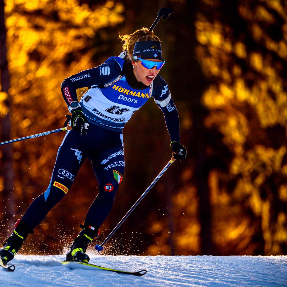 IBU Biathlon Ruhpolding Sprint Women