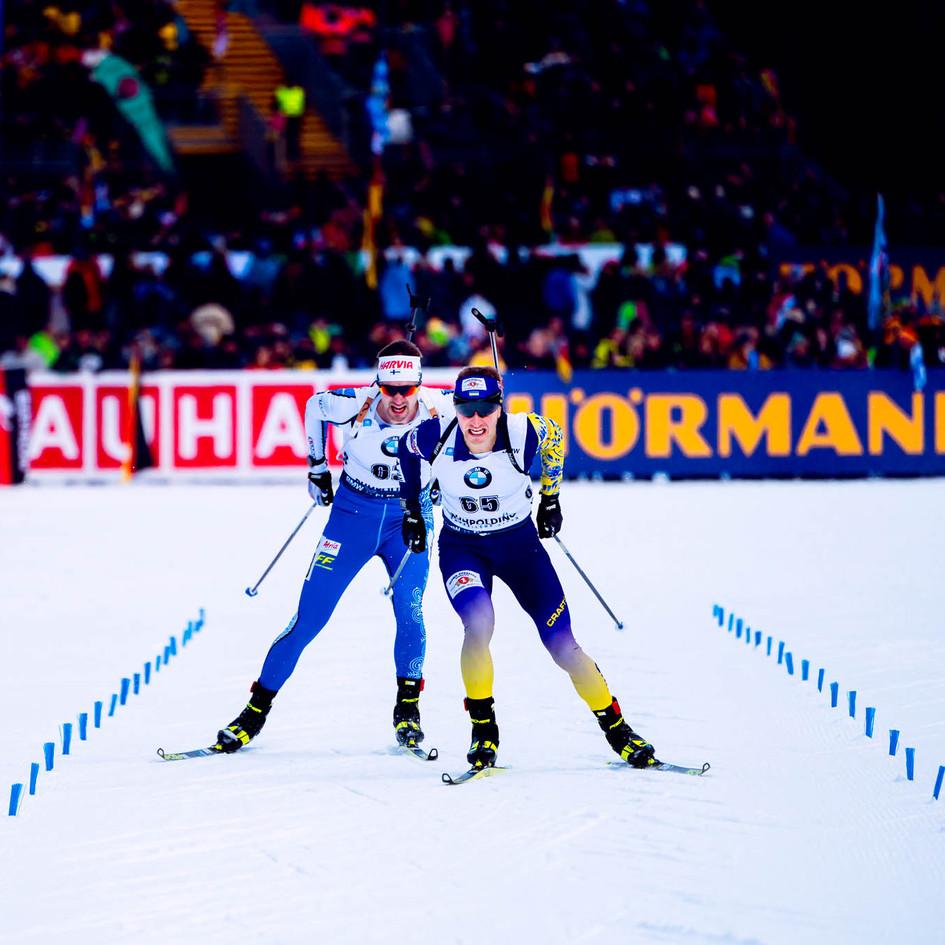IBU World Cup Biathlon Ruhpolding