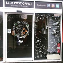 Leek Post Office