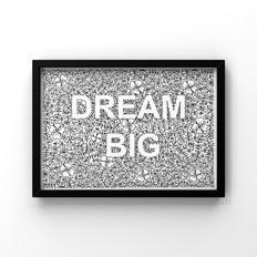 dream big with floral and laurel