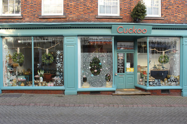 Cuckoo main window