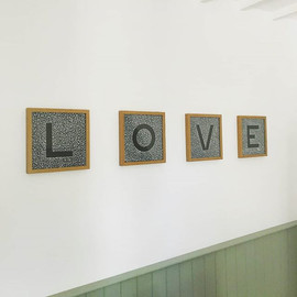 Create a stunning piece of art with my personalised letters.