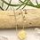 Thumbnail: Yellow Jade Rose Necklace