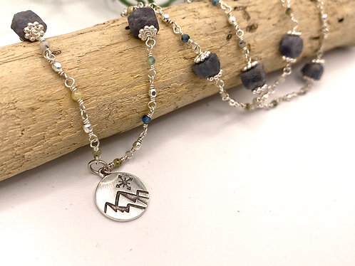 Mountain Star Necklace