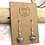 Thumbnail: Labradorite Heart Earrings