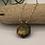 Thumbnail: Labradorite Hexagon Necklace