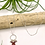 Thumbnail: Silver Harvest Leaf Necklace