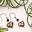Thumbnail: Amber Leaf Peeper Earrings