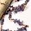 Thumbnail: Iolite & Hematite Copper Necklace