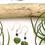 Thumbnail: Olive Leaf Peeper Earrings