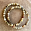 Thumbnail: Petrified Wood Men's Bracelet