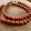 Thumbnail: Red Jasper Men's Bracelet