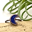 Thumbnail: Sodalite Moon Ring