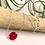 Thumbnail: Pink Jade Daisy Necklace