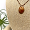 Thumbnail: Jasper Oval Pendant