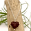 Thumbnail: Burgundy Leaf Peeper Necklace