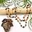 Thumbnail: Ocean Jasper Leaf Pendant