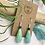 Thumbnail: Amazonite Teardrop Earrings