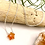 Thumbnail: Carnelian Star Necklace