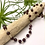 Thumbnail: Garnet Chain Necklace