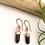 Thumbnail: Onyx Point Earrings