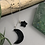 Thumbnail: Onyx Moon & Star Necklace