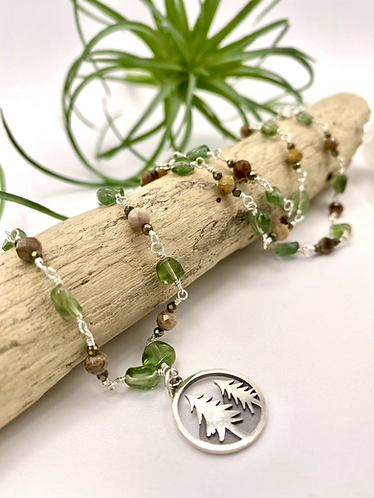 Woodland Charm Necklace