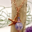 Thumbnail: Copper & Czech Glass Sea Star Necklace