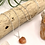 Thumbnail: Sunstone Heart Necklace
