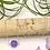 Thumbnail: Purple Jade Daisy Necklace