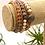 Thumbnail: Jasper, Agate, & Sunstone Wrap Bracelet
