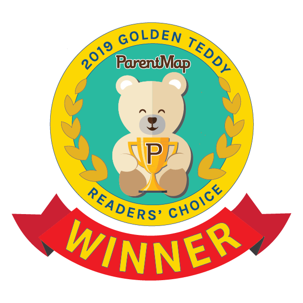 Northwest Girlchoir is a Golden Teddy Winner!