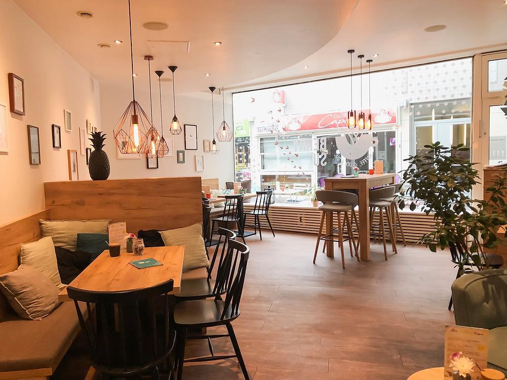 Berry Su Café, Karlsruhe, Kaiserstraße
