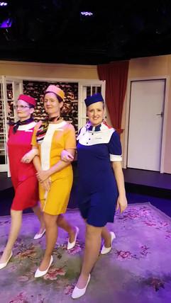 The Hostesses