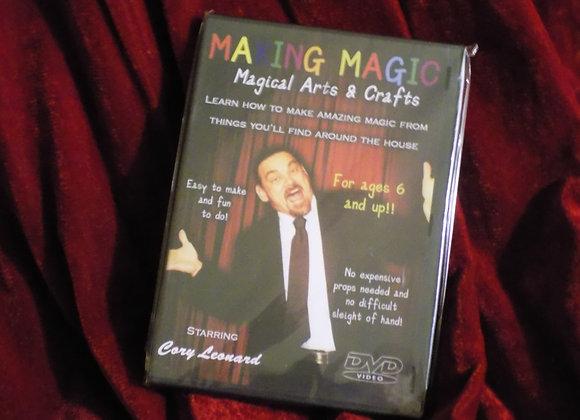 MAKING MAGIC DVD