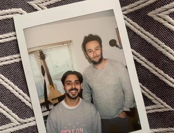 Sam & Kanwar