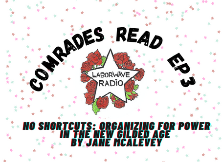Ep. 3 Comrades Read Together: No Shortcuts chapters 3 & 4 w/ Ellen Kress & Andrea Haverkamp