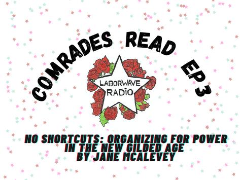 Ep. 3 Comrades Read Together: No Shortcuts chapters 3 & 4 w/ Ellen Kress & Andrea Haverkamp