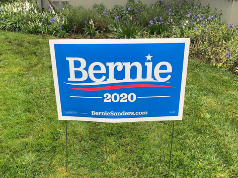 Bernie was one possibility. There are more.